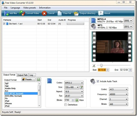 video converter, software convert video