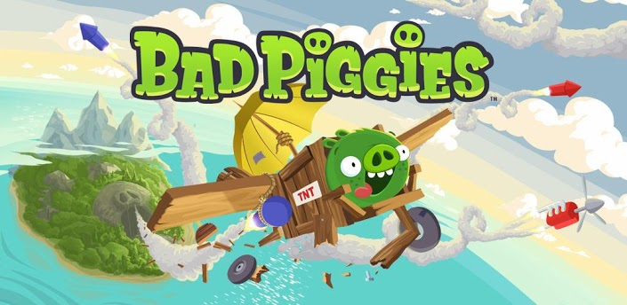game android bad piggies