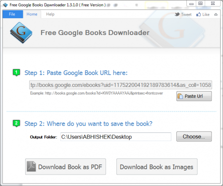 download ebook di google books