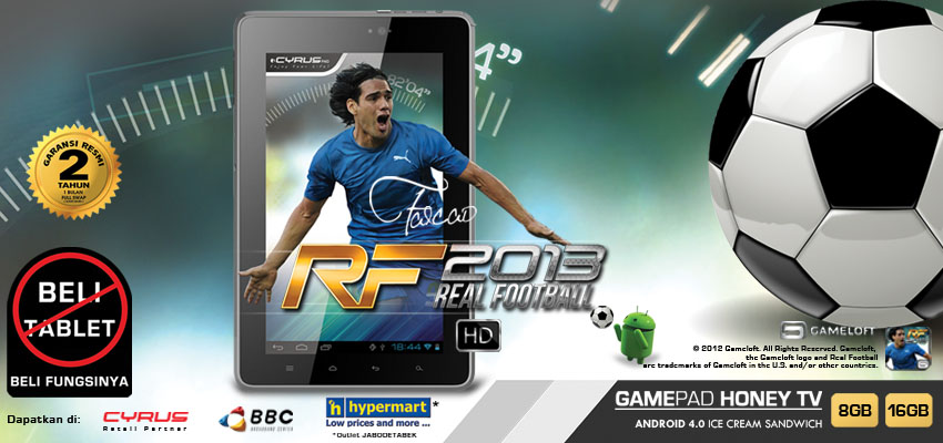 Tips Memilih Tablet Game