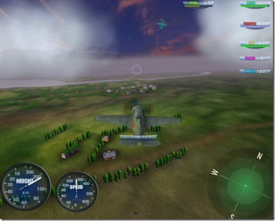 sky battle view thumb Download 4 Game Peperangan Gratis Untuk Komputer