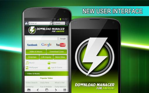 download manafer for android Aplikasi Download Manager Super Cepat for