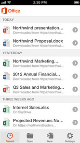 Office 365 Mobile
