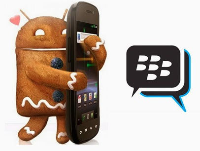 BBM Android Gingerbread