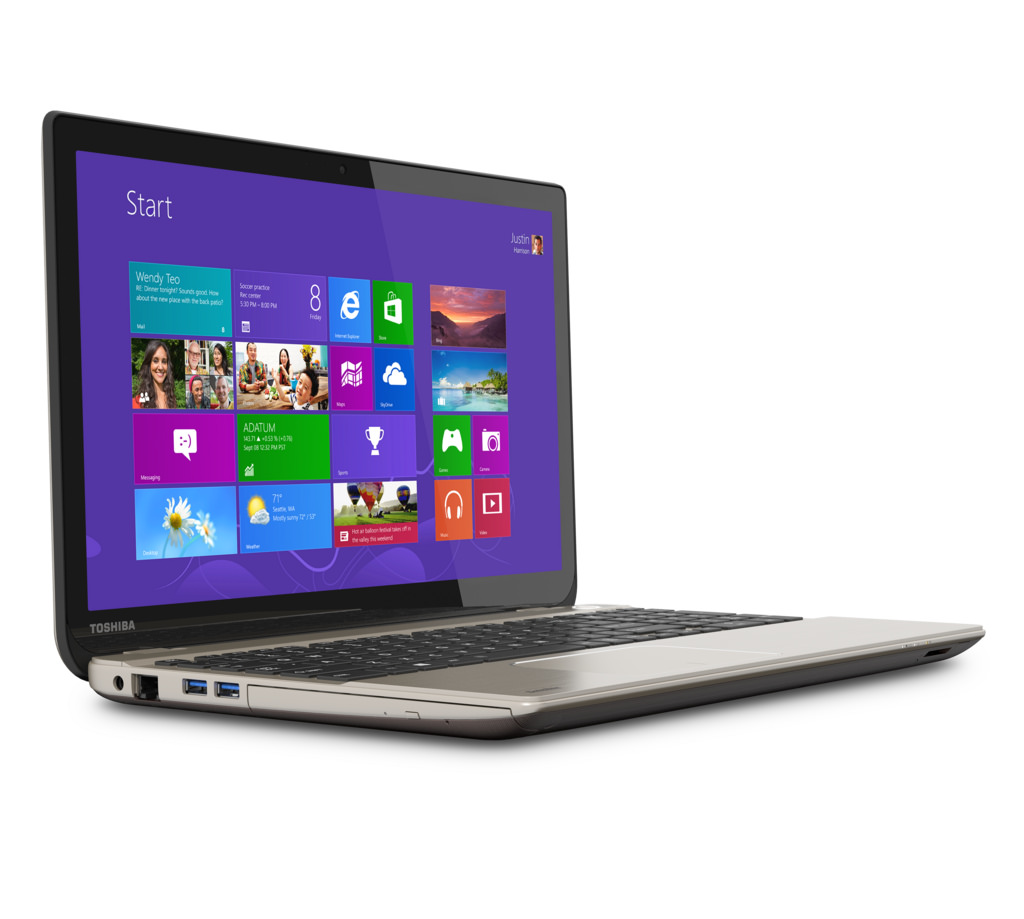 Toshiba Satellite P55t 4k ultra HD