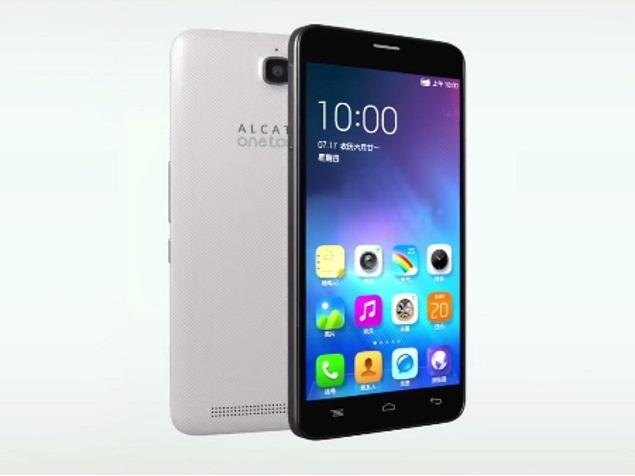 Alcatel OneTouch Flash